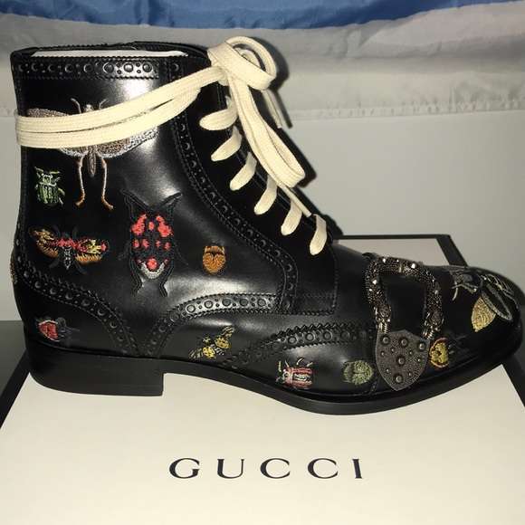 Gucci Shoes | Gucci Queercore Boots